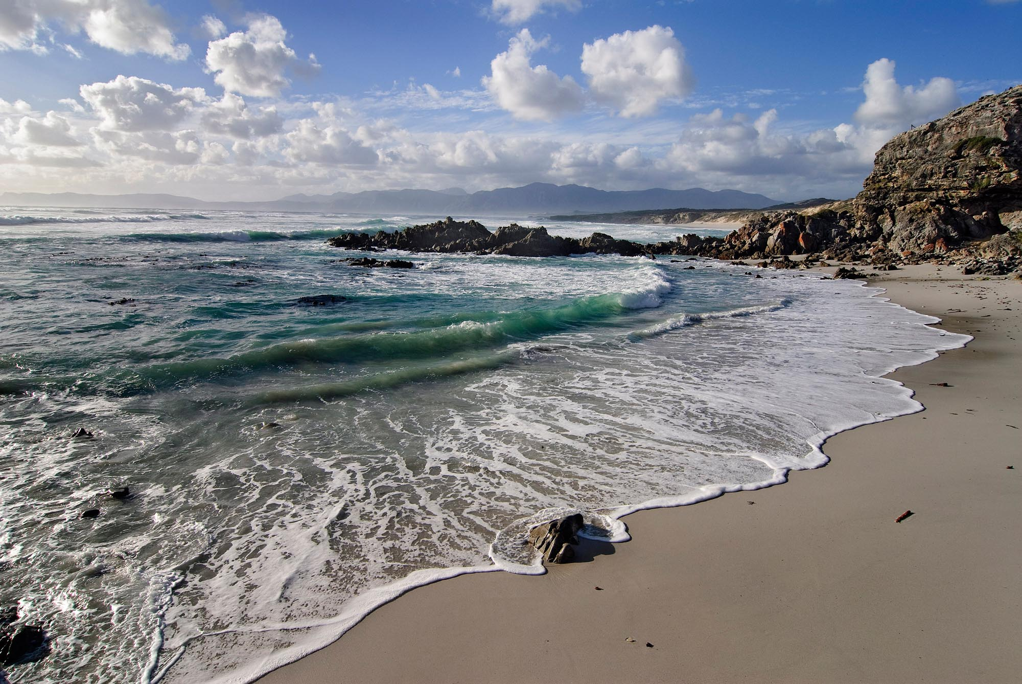 South Africa - Grootbos Beach