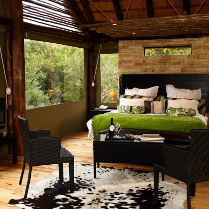Shamwari game reserves - Room
