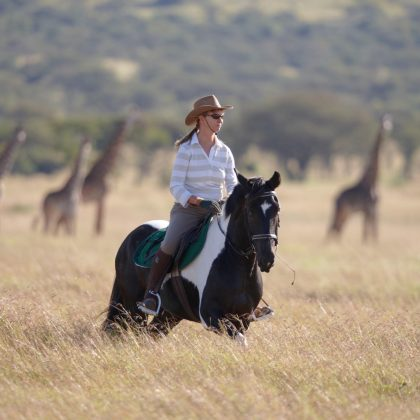 Horse Riding Safari- Africa