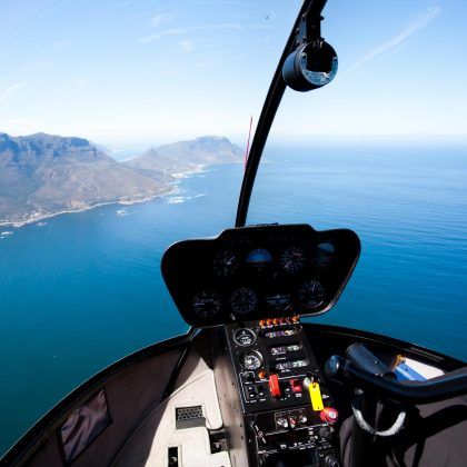Helicopter Flips - South Africa