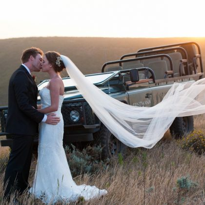 Weddings and events - Safari Wedding