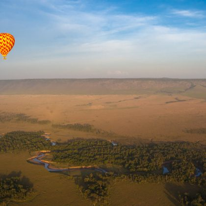 Africa as a destination - Angama Mara, Kenya
