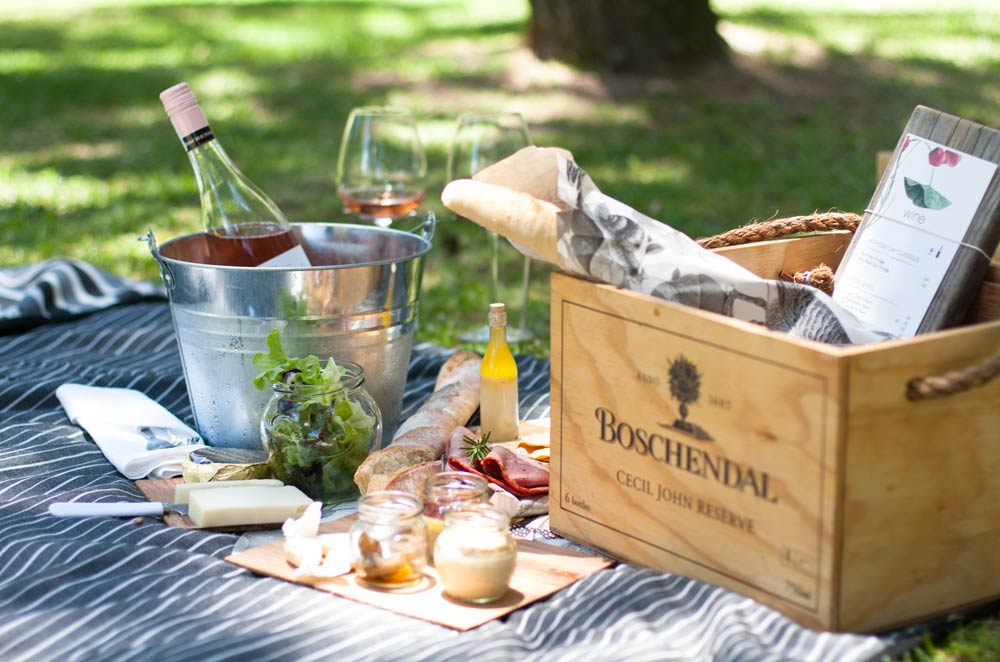 Hire Picnic Baskets Cape Town : The best family friendly cape town wine farms timeless
