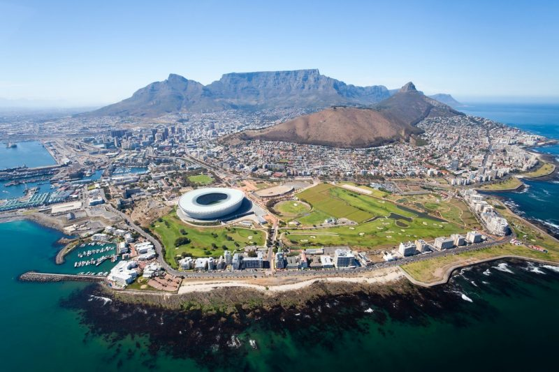 Visit Cape Town with Timeless Africa Safaris
