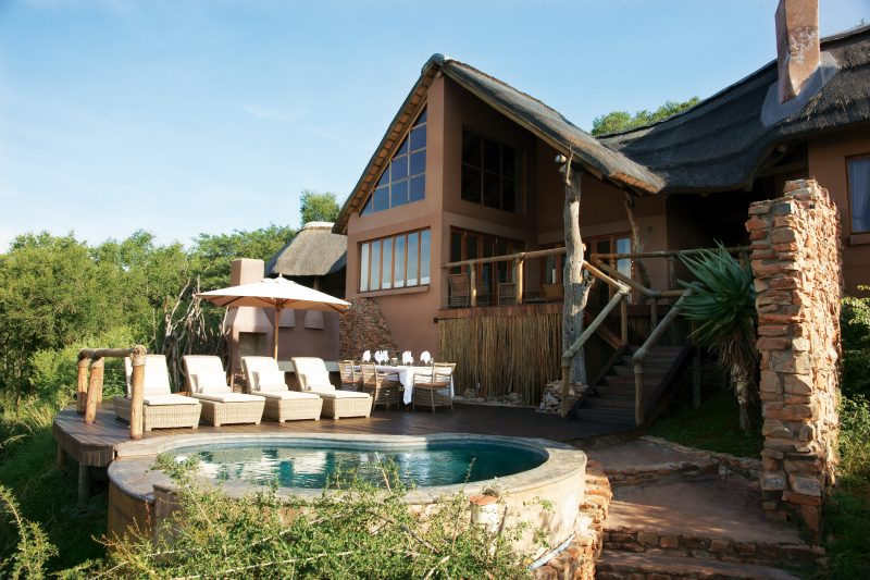 Impodimo Game Lodge, Madikwe Game Reserve