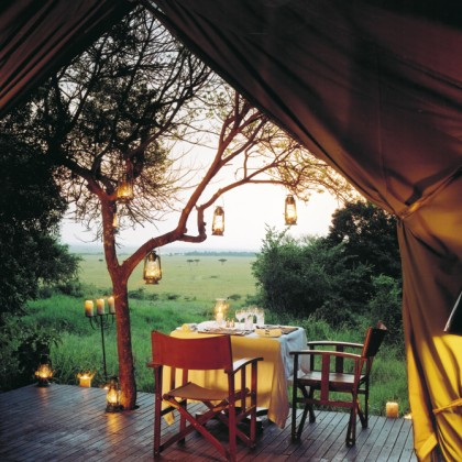 5 Star Safari - Kenya - relax